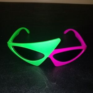 Other - 80's style sunglasses. 3 of 4